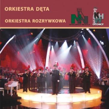 """Orkiestra Dęta i Orkiestra Rozrywkowa KHW S.A. KWK """"Mysłowice-Wesoła"""""""